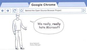google chromes microsoft